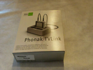 PHONAX TV Link for Hearing Aids
