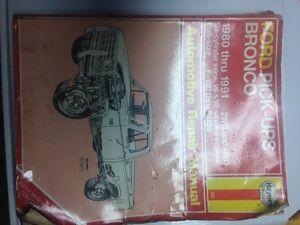 Ford Haynes manual