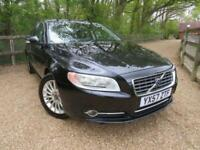 2007 Volvo S80 2.4 D5 SE Geartronic 4dr Saloon Diesel Automatic