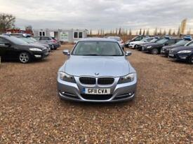 2011 BMW 3 Series 2.0 318d Exclusive 4dr