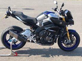Stunning Spotless Yamaha MT10 SP