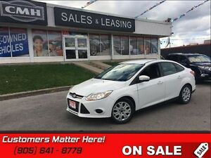 2014 Ford Focus SE   AUTOMATIC, BLUETOOTH, POWER GROUP!