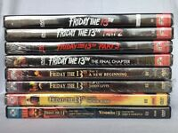 Friday The 13th 8 DVD set *Sold PPU*