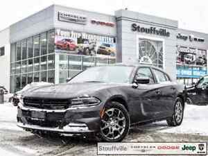 2017 Dodge Charger Rallye AWD, 5, 300 KMS, Safety, Roof, Leather