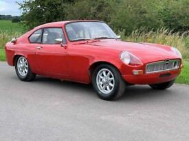 image for 1964 MG B Berlinette Coupe Manual