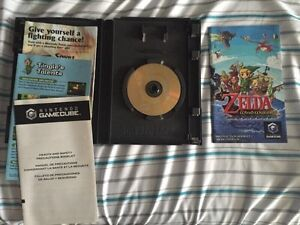 The Legend of Zelda The Wind Waker for GameCube