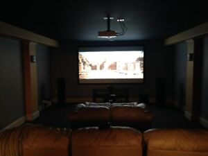 Home Theater/Media Room 7.2 Surround Sound  For Sale