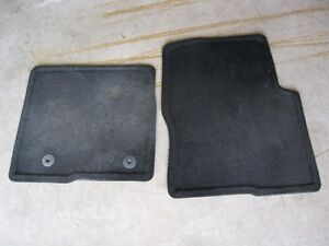 FACTORY FRONT FLOOR MATS FOR 2009-2014 F150
