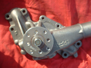 NEW 1982-93 GM 6.2 DIESEL VIN C OR J 381 CI WATER PUMP London Ontario image 1