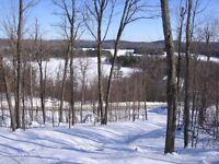 ***1.35 Acre lot for sale in Val-des-Monts, Quebec***