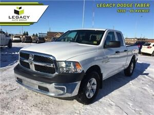 2015 Ram 1500 ST QUAD CAB 4X4   - Bluetooth -  power seats -  vi
