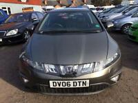 Honda Civic 2.2i-CTDi Sport + DIESEL + MANUAL + NEW SHAPE