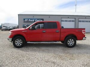 2011 Ford F-150 XTR Crew Cab Short Box 5.0L 6spd 4x4