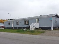 Why rent when you can own your own mobile & lot-Hinton, AB