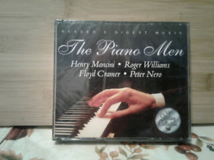 Readers digest, the piano men