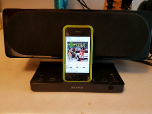 Sony IPOD DOCKING station