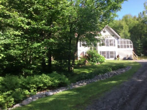 Maison à vendre  St-Sauveur Laurentides