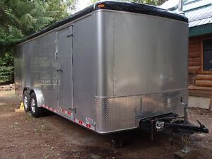 2011 Custom Built Cargo Trailer