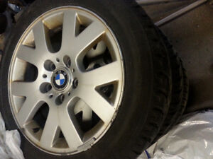 winter tires for 3 series London Ontario image 1