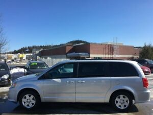 Dodge Grand Caravan 4dr Wgn 2012