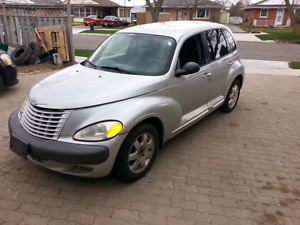 2005 PT cruiser Safetied etested