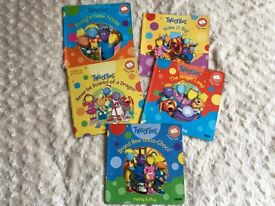 5 Tweenies children's books