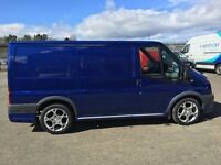 WANTED GOOD CONDITION TRANSIT SPORT IN NORTH OF SCOTLAND