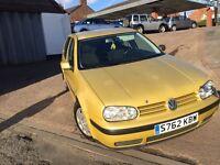 Volkswagen Golf Left Hand Drive LHD