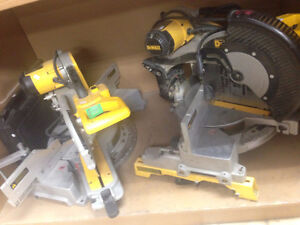 Miter Saw's! and more in store