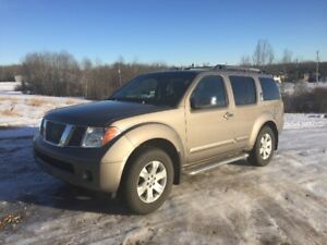 2007 Nissan Pathfinder LE, Original owner