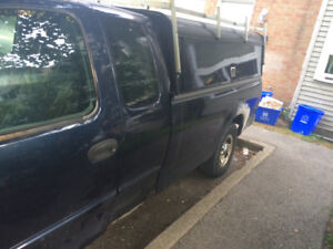Ford F-150 8 foot cap for sell