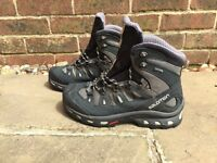 SALOMON QUEST 4D 2 GORE-TEX - Walking Boots - Uk 8