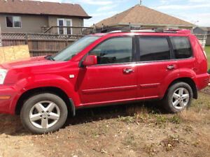 2005 Nissan X-trail Custom SUV, Crossover