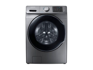 95% new samsung washer and dryer for sale