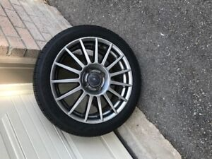 Tires and Rims for Ford Focus