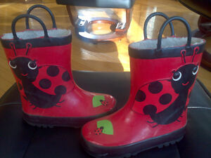 TODDLER RUBBER BOOT SIZE 10