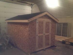 8x8 sheds on sale