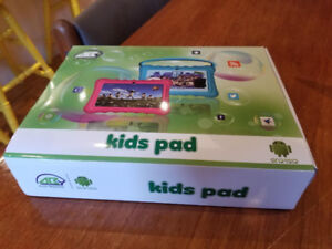 Kids Tablet with Protective Case