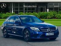 2018 Mercedes-Benz C Class C220d Sport 5dr 9G-Tronic Auto Estate Diesel Automati