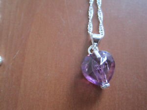 NEW Sterling silver necklaces with pendant Gatineau Ottawa / Gatineau Area image 3