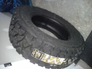"Brand new never install 18"" x2 tires"