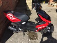 Yamaha 2015 Aerox 50cc moped