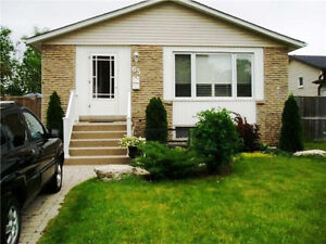 2 Bedroom basement legal apartment in house for rent