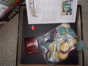 Head-to- Head Poker Game-Never opened London Ontario image 2