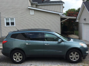 2009 Traverse - clean and well cared for!