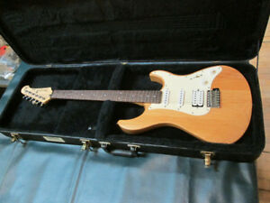 Yamaha Pacifica Guitar w/ Hard Case For Sale at Nearly New!