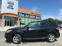 2014 Subaru Forester 2.5i Limited   - Accident Free