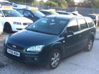 2006 Ford Focus 1.6 AUTOMATIC ESTASTE Sport***12 MONTHS MOT + LOW MILES***
