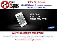 CPR Cell Phone Repair - With Over 150 Locations World Wide