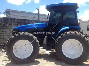 2008 New Holland TV6070 Bi-Directional Tractor